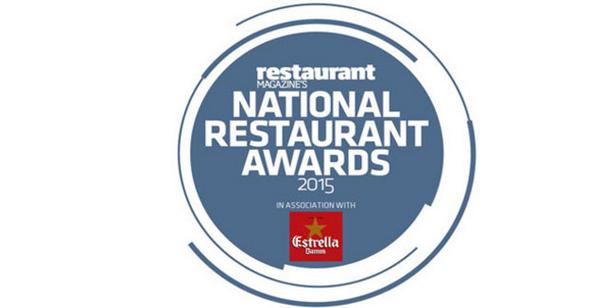 Lifetime acheivement award restaurant mag