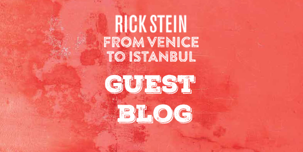 Rick Stein From Venice to Istanbul guest blog