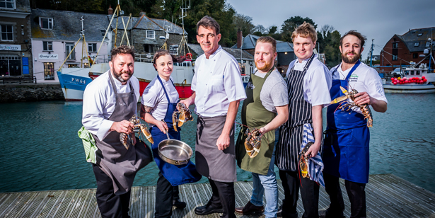 Trenchermans Awards at The Seafood Restaurant 2015