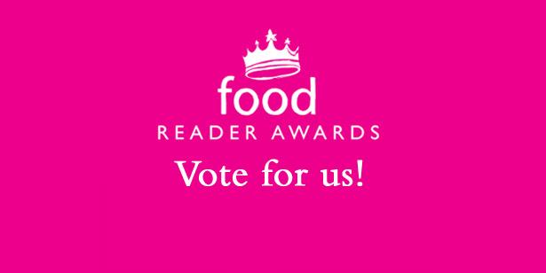 Food reader awards 2016