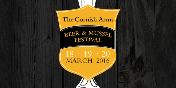 Beer and Mussel Festival at The Cornish Arms