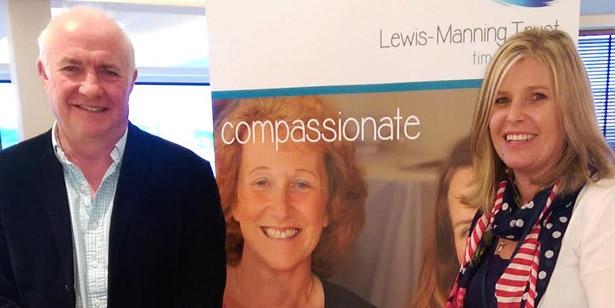 Rick Stein Sandbanks raises money for Lewis Manning trust