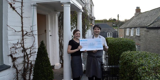 Rick Stein's Bistro charity lunches raise £4,500 for WaterAid
