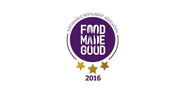 Rick Stein and Jill Stein's restaurants awarded 3 star status by the Sustainable Restaurant Association 2016