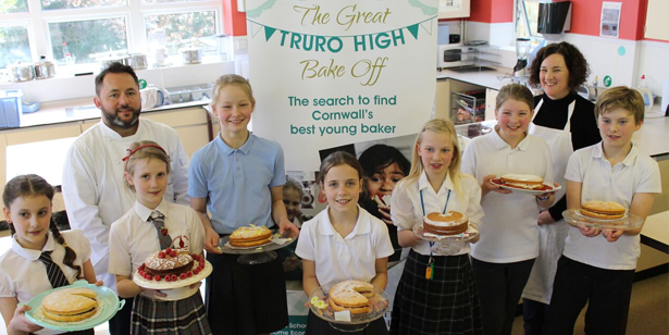 The Great Truro High Bake Off