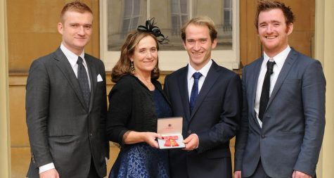 Jill Stein Padstow, Cornwall - OBE