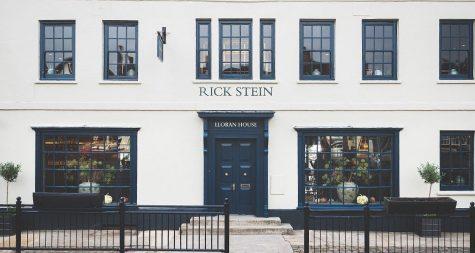 Marlborough - Rick Stein's Restaurant. Best restaurants Wiltshire. Exterior.