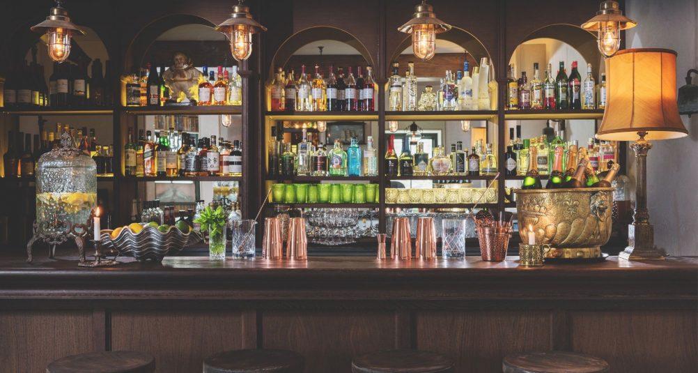 Rubys cocktail bar cornwall - rick stein