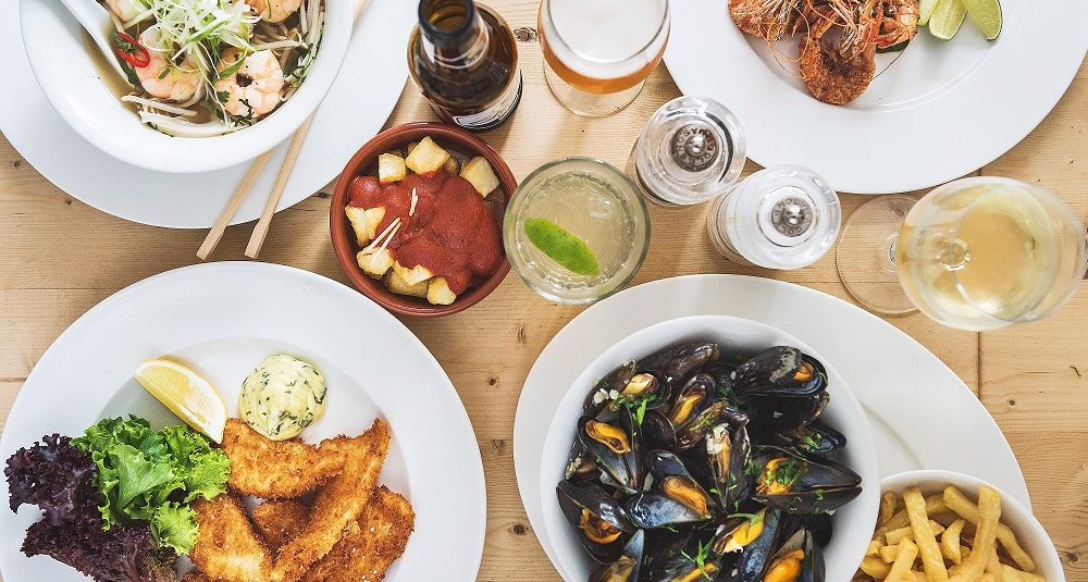 Rick Stein's Cafe - Family friendly restaurant in Padstow, Cornwall